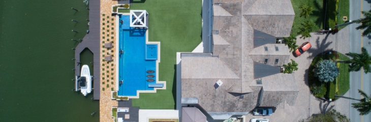 Drones for Real Estate Marketing