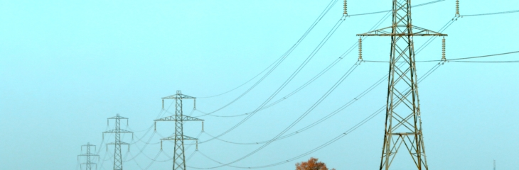 Drones are now essential for Power line Inspection